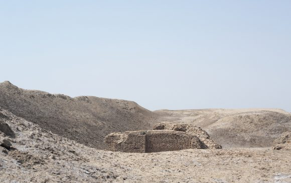 Emeric LHUISSET - Last Water War, ruins of a future